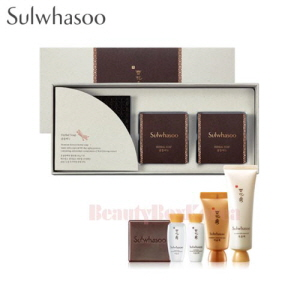 SULWHASOO Herbal Soap Set 6items [Monthly Limited -May 2018]